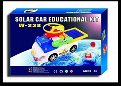 Solar Power Car Kit