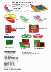 Electonic Solar Toy Kit