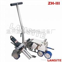 ZH-III型3680W热风篷布自动焊接机(新)