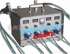 DSH-F4型4*1000W调温热风塑料焊接机