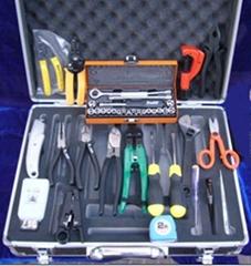 光纜光纖施工工具箱