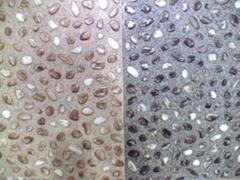 石家莊鵝卵石石塑地板