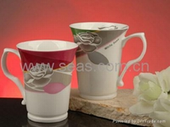Rose Lover's Coffee Cup(No.1)
