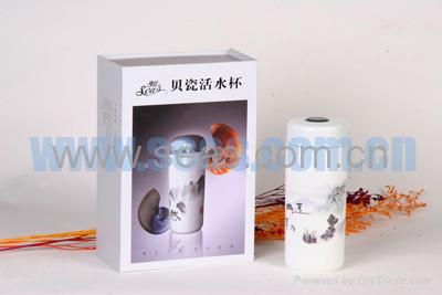 No.1 Double-layer Cup of Series of Bohai Sea Pearl 1