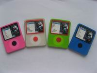 nano 3th silicone case (three color)