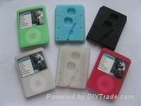 iPod nano 3th silicone case  1