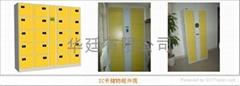 条码寄存柜,超市自助寄存柜,寄存柜锁芯,存物柜,广州储物柜