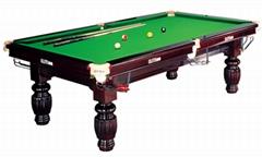 國際比賽中式台球桌