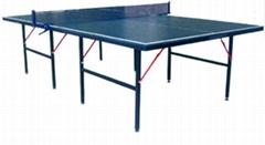 加强型单折式乒乓球台