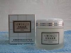 Simengdi Pearl&Silk Peptide Cream Simengdi