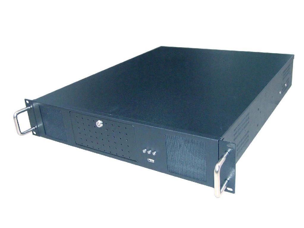 珠海鈑金加工工控機箱外殼 5