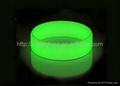 硅膠發光手環