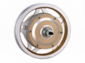 mini king aluminium wheel motor