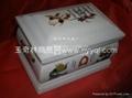 川玉加大仙游宮玉石骨灰盒 2