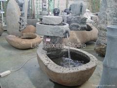 Granite Lantern