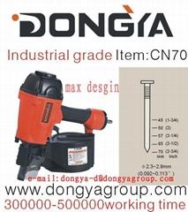 max design CN55 coil nail gun