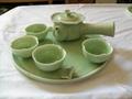 Fine china porcelain tea pot coffee pot gift 4