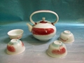 Fine china cermaic tea pot  porcelain tableware gift home supply 4
