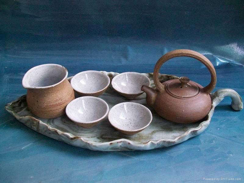 Fine china tea pot ceramic mug cup gift porcelain 1