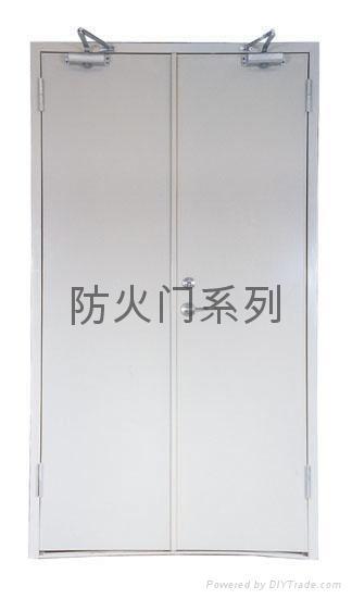 鋼質防火門 5