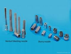cemented carbide blasting Nozzle