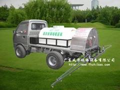 GEF-700高爾夫球場噴霧機車