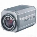合肥电视监控/一体化变倍彩色摄像机 1