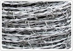 刺绳刀片刺网