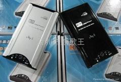 最新推出RM高清車載硬盤播放器