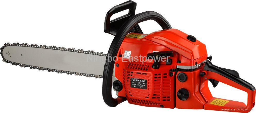 Gasoline Chainsaw YD5200 4