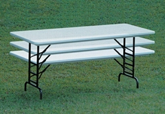 6FT Lifting Folding Table