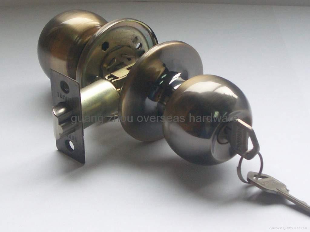 knob lock 3