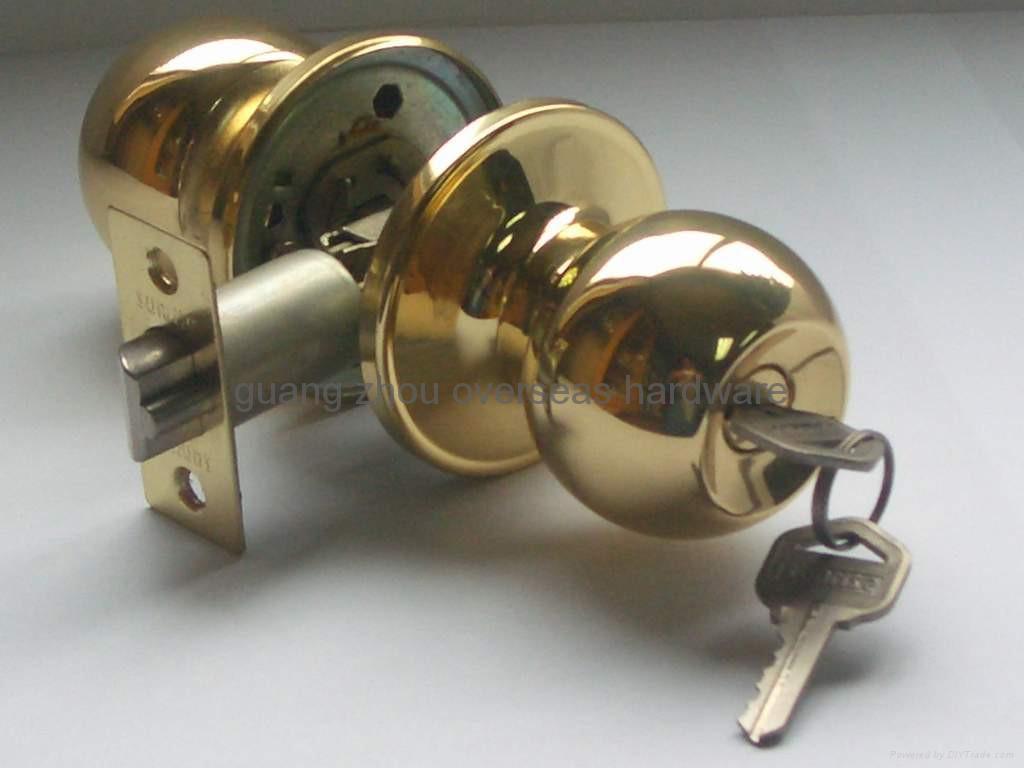 knob lock 4