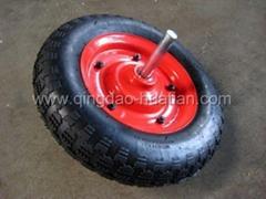 wheel passed PAH test