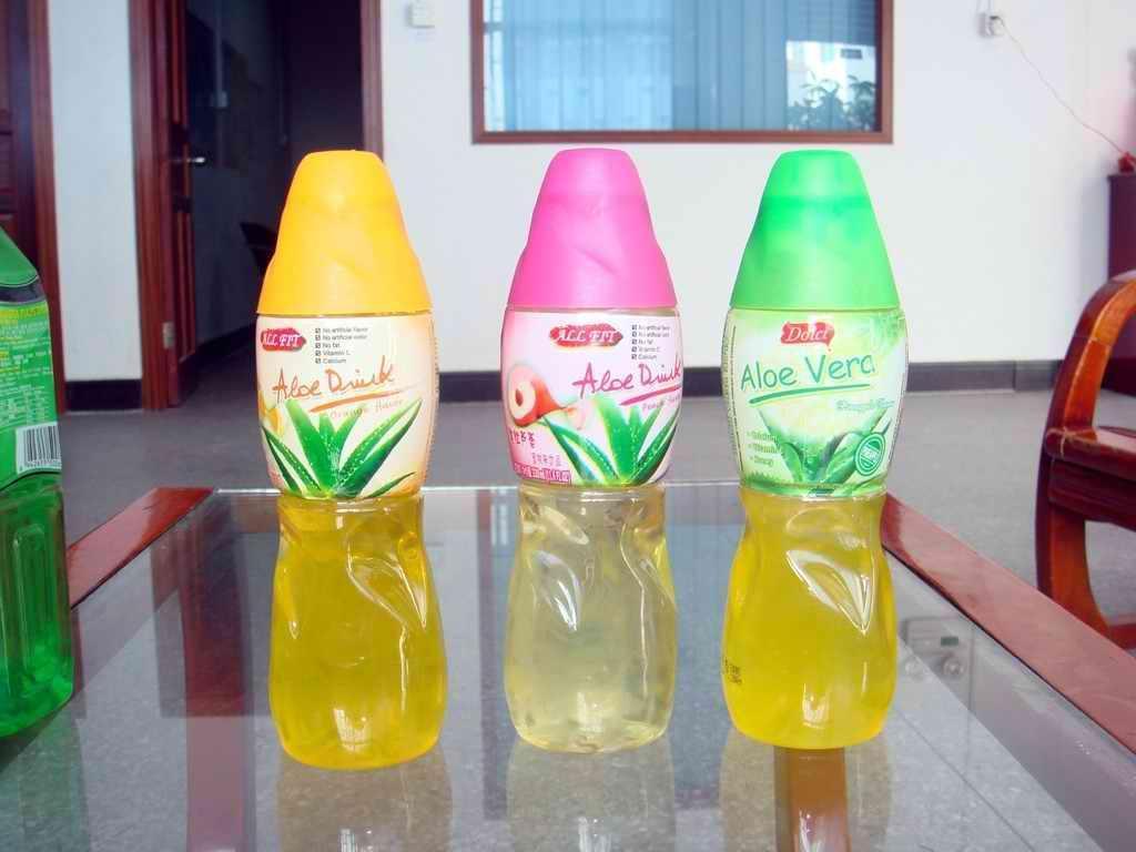 aloe vera pulp drink 2