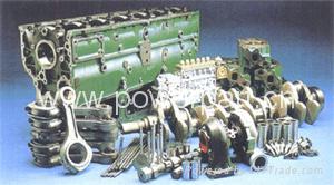 沃爾沃發電機組配件 1