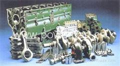 沃爾沃發電機組配件