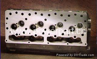 進口發電機組缸蓋 3