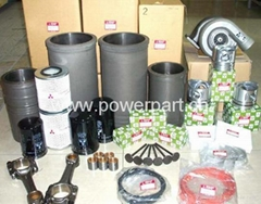 Mitsubishi diesel generator supplies accessories