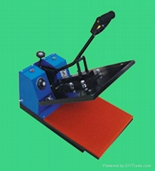 flat heat transfer machine