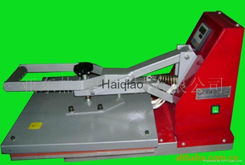 high pressure transfer machine for T-shirt 1