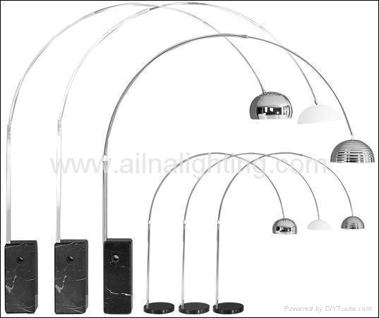 arco floor lamp replica uk gurus floor. Black Bedroom Furniture Sets. Home Design Ideas