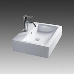 Basin & sink vessel bowl vanity