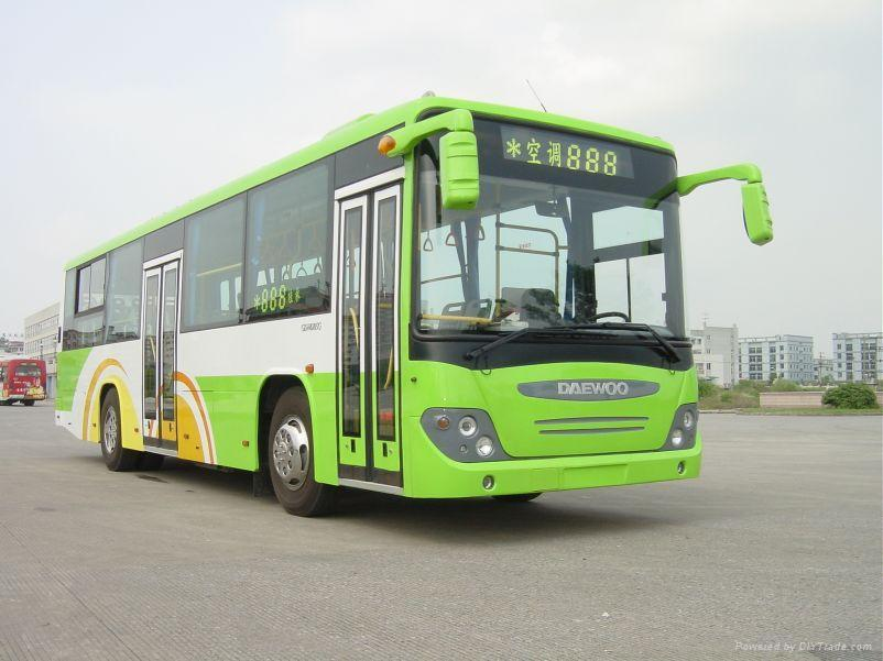 daewoo city bus - GDW6105HG (China Manufacturer) - Automobile ...