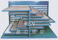 推拉式瓷磚展架(FSN-CZPT)