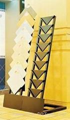 菱形瓷磚展架(FSN-CZLX)