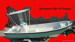 SW Fishing Panga Boat