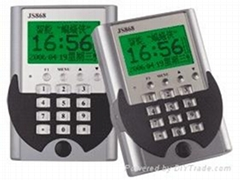 TCP/IP Smart Card Attendance /Access Control (JS868)
