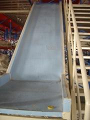 佛山倉儲滑梯滑道