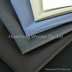Worsted Wool Fabrics